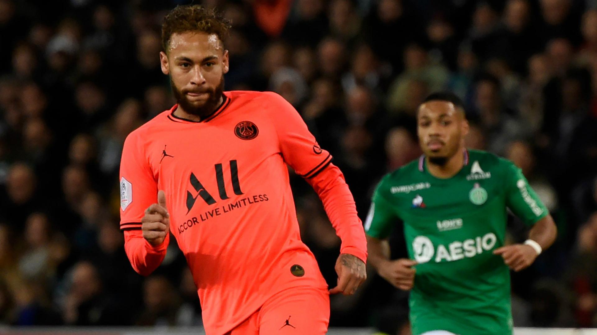 Neymar's desire praised by Leonardo amid ongoing doubts over PSG future
