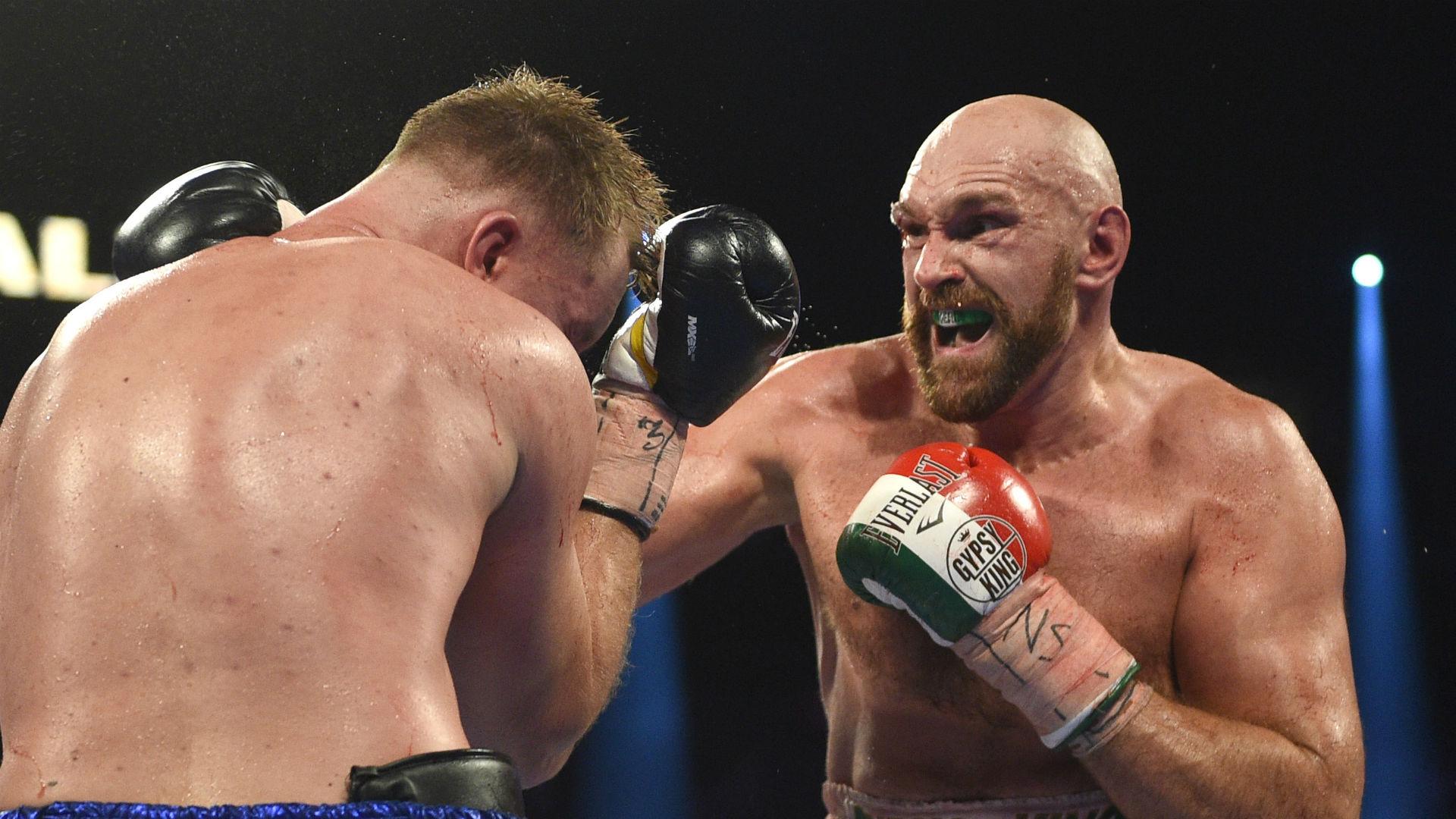 Fury names Javan 'Sugar' Hill as trainer ahead of anticipated Wilder rematch