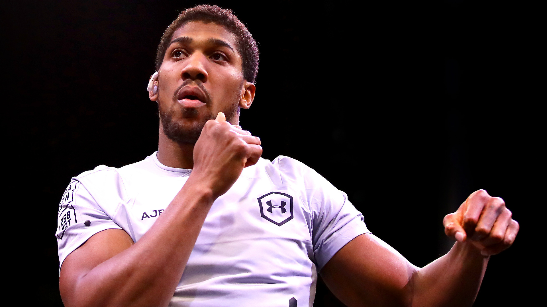 Joshua makes sparring offer to Fury ahead of Wilder rematch