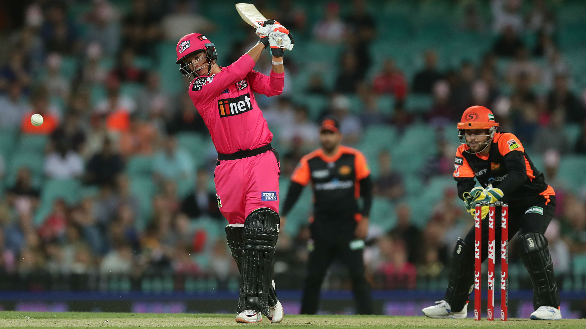 Philippe dazzles as Sixers trounce Scorchers