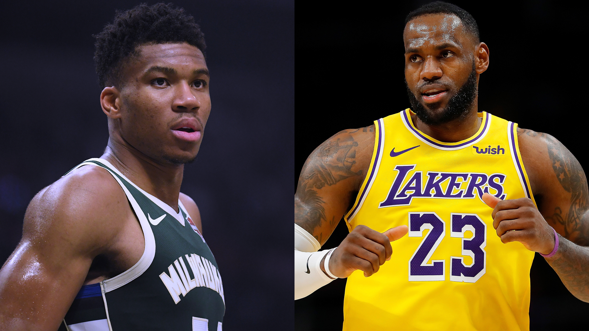 A combined 48-8 record as LeBron and Giannis go head-to-head – Lakers v Bucks in numbers