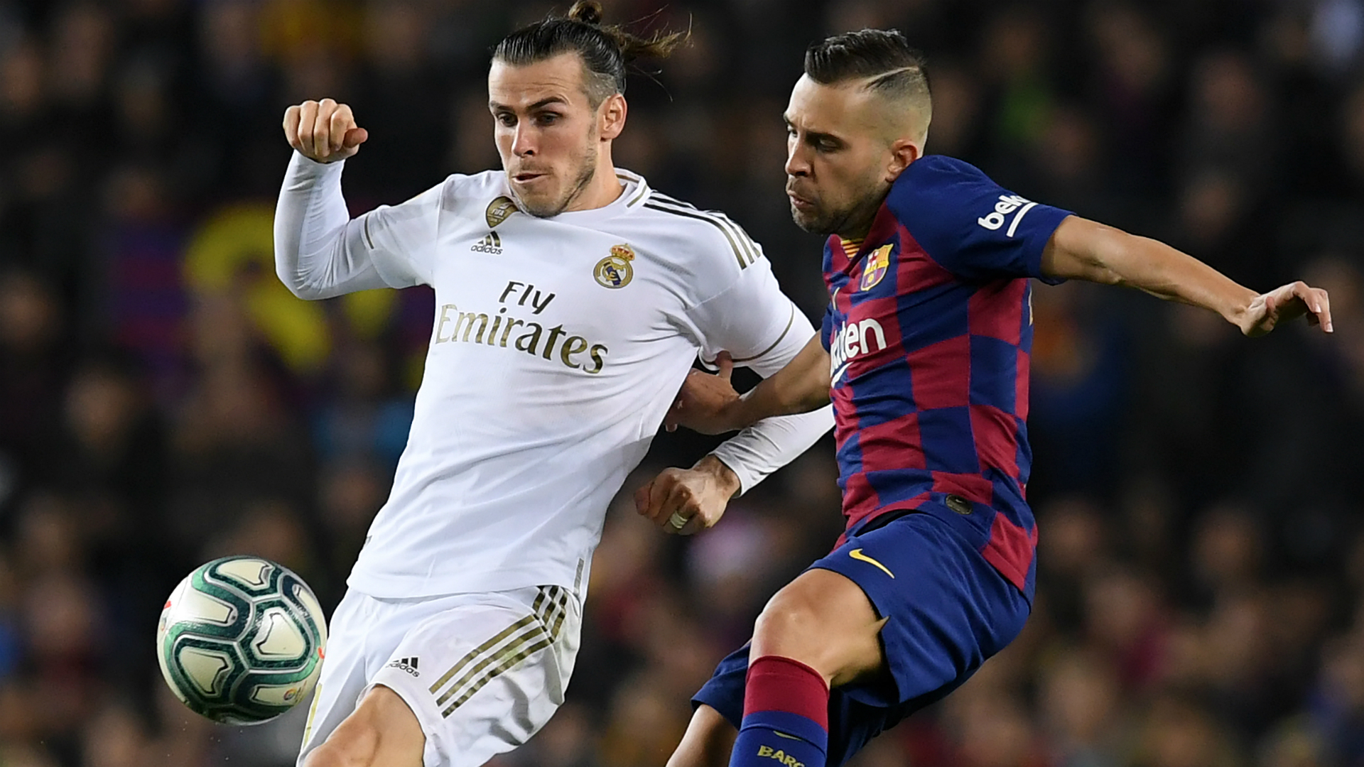 Barcelona 0-0 Real Madrid: Bale goal disallowed in tense Clasico