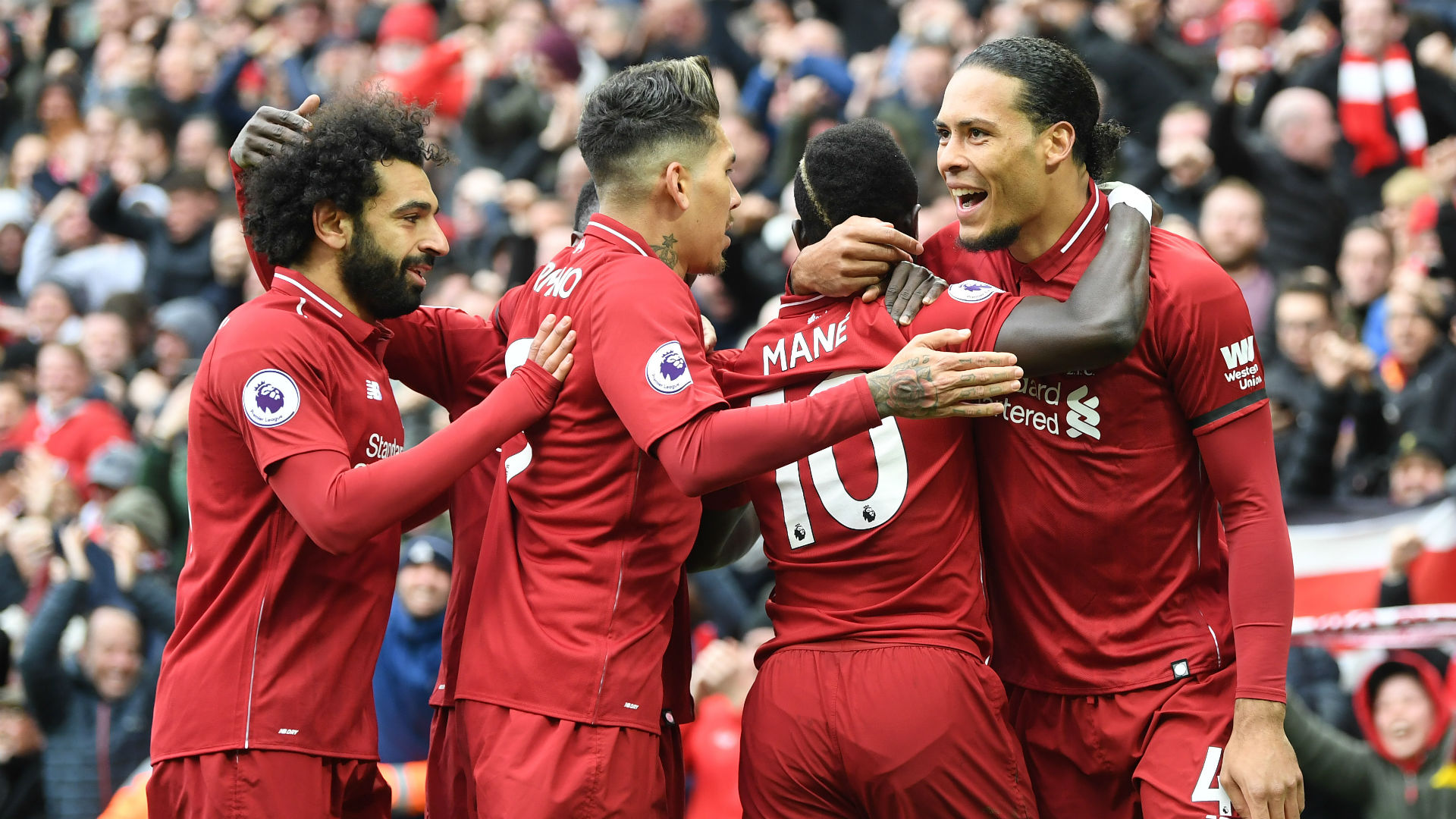 Salah, Firmino and Mane can't shine without Liverpool team-mates - Solari