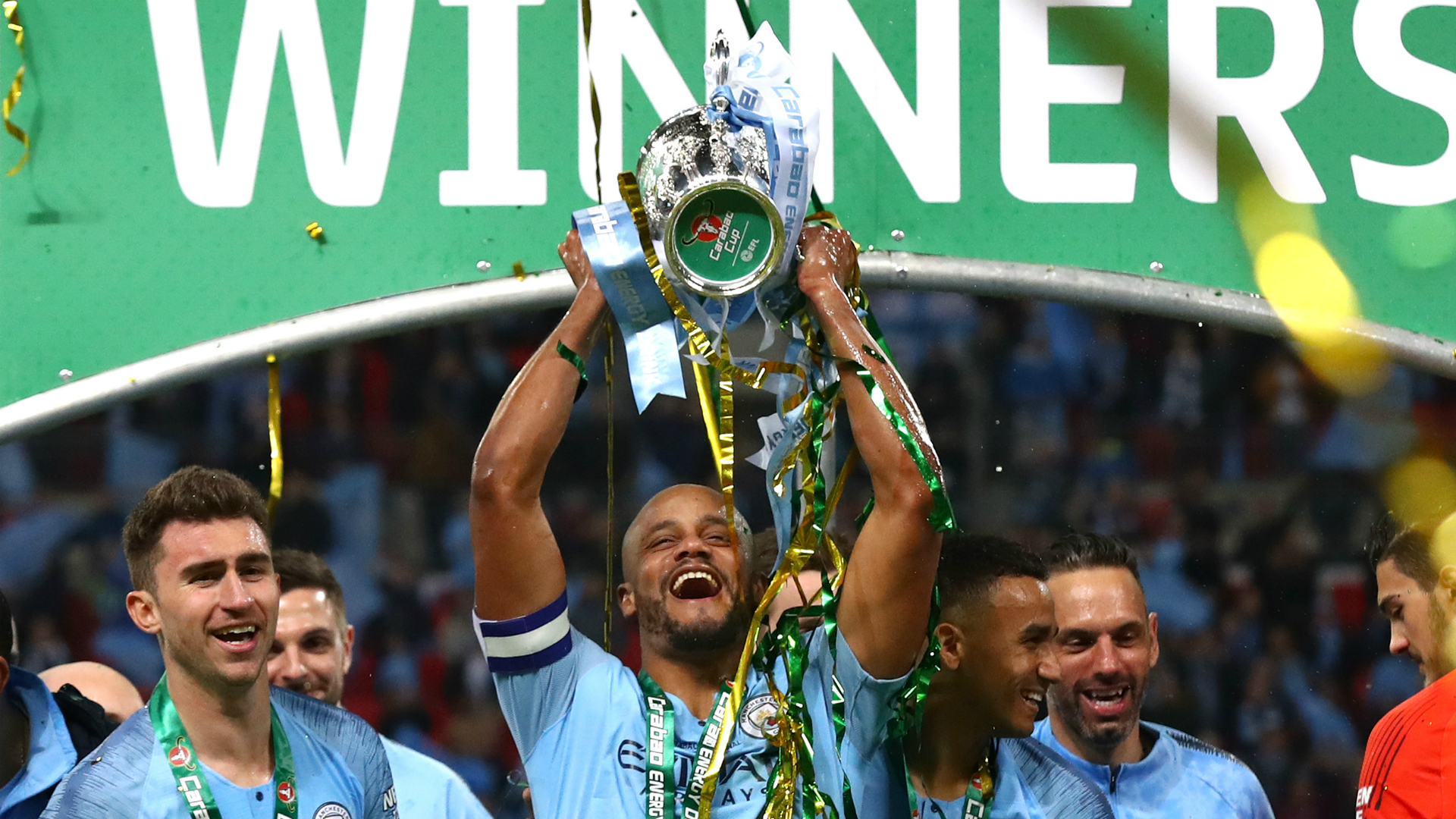 BREAKING NEWS: City to face United in Manchester derby in EFL Cup semi-finals