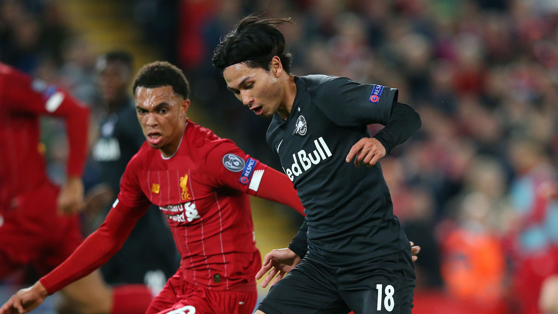 Liverpool confirm Minamino signing ahead of January transfer window