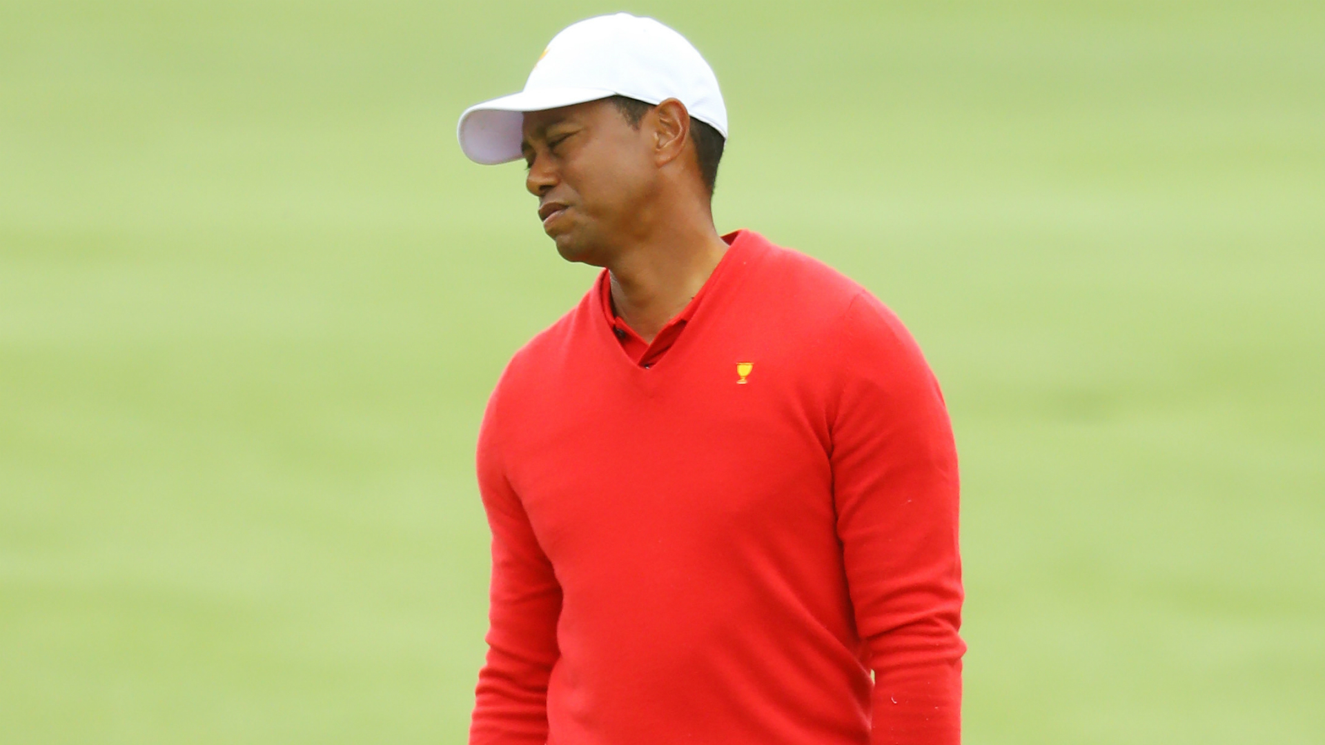 Tiger's body wasn't right at Presidents Cup – Couples