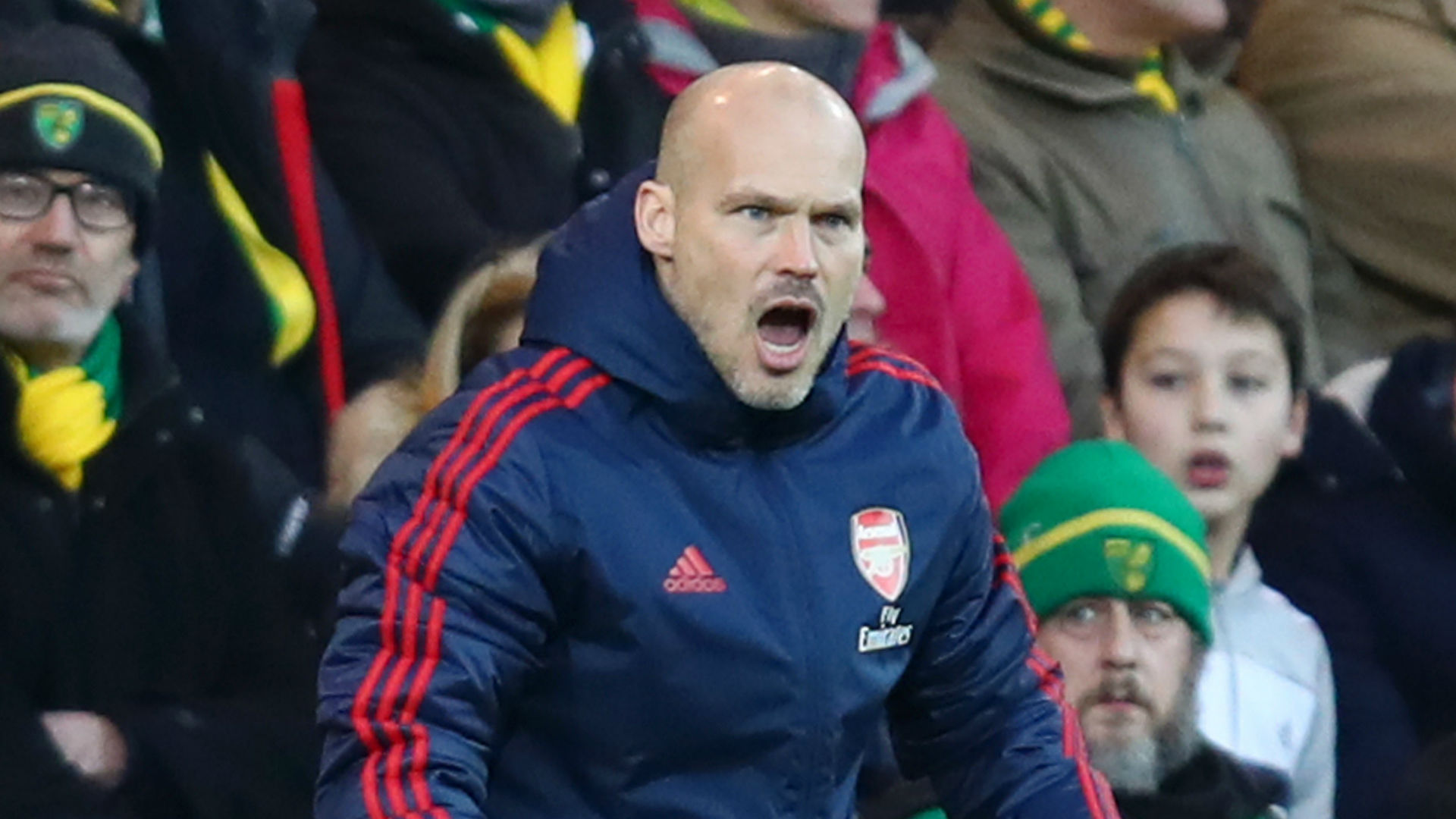 Ljungberg encouraged by Arsenal style despite draw at Norwich