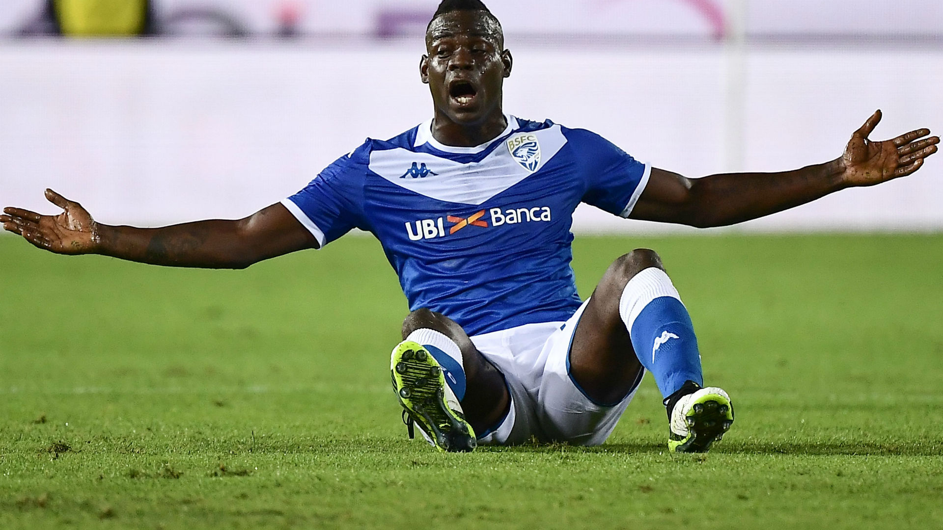 Balotelli is free to leave Brescia in January, says president Cellino
