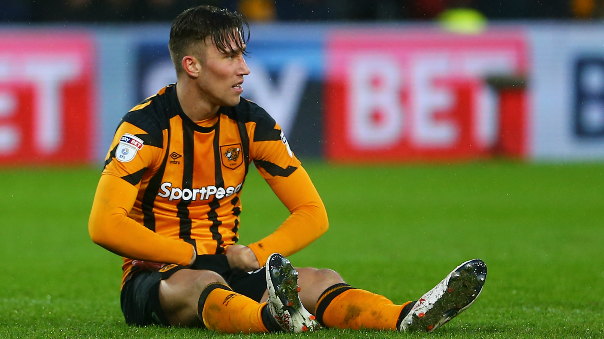 Hull City defender MacDonald gets all-clear after bowel cancer treatment