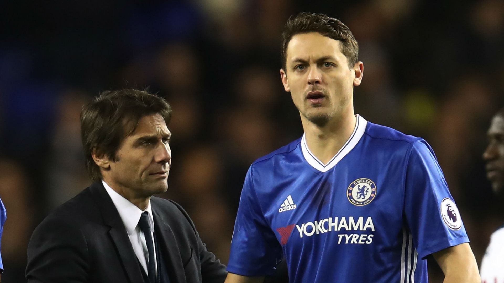 Matic open-minded about Man Utd future as he lauds Inter boss Conte