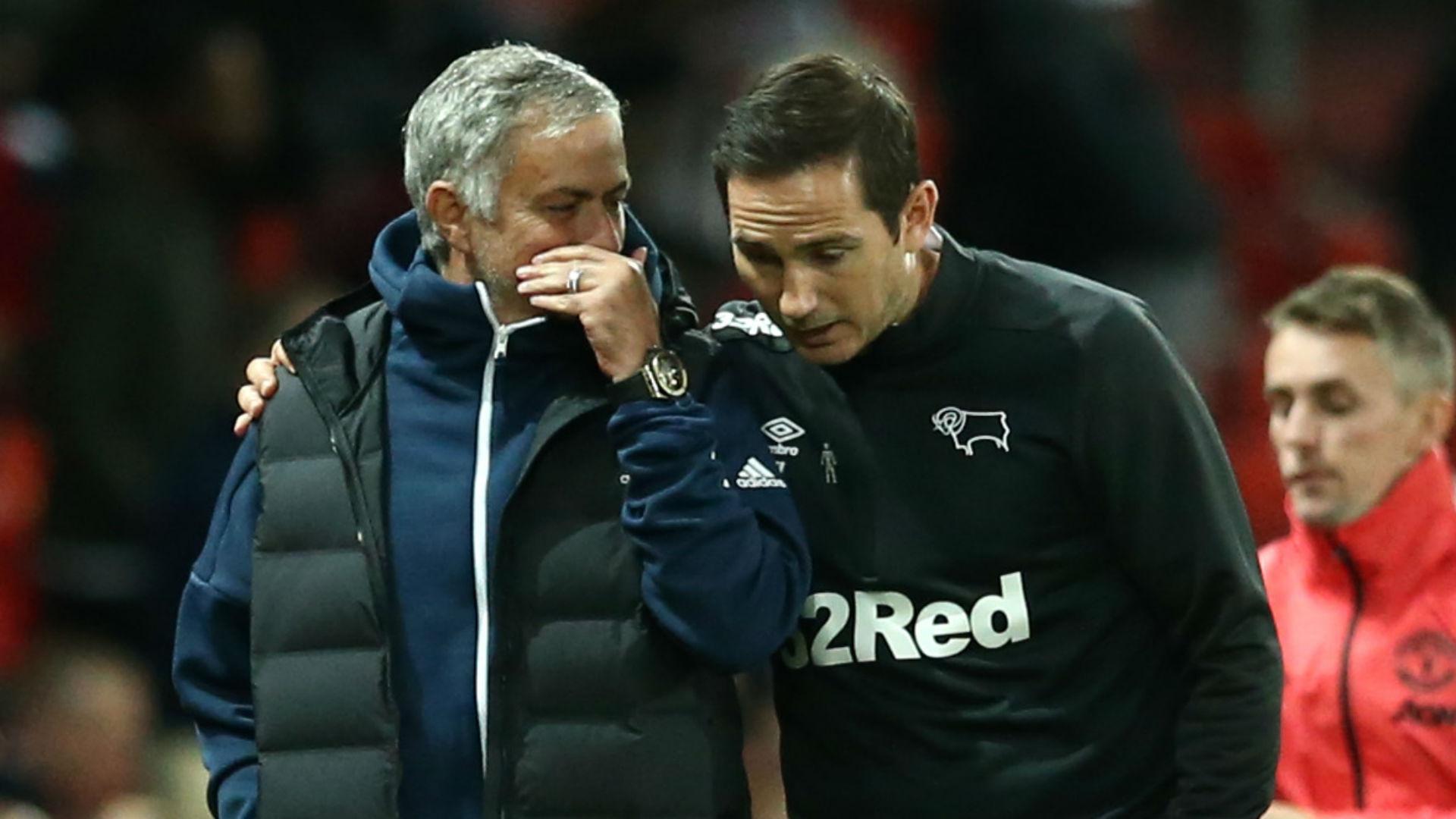 Lampard: I'm no Mourinho clone