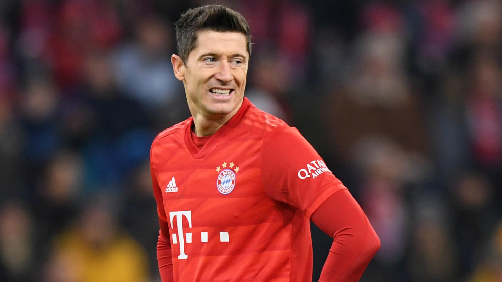 Lewandowski to have groin surgery after Bayern's clash with Wolfsburg