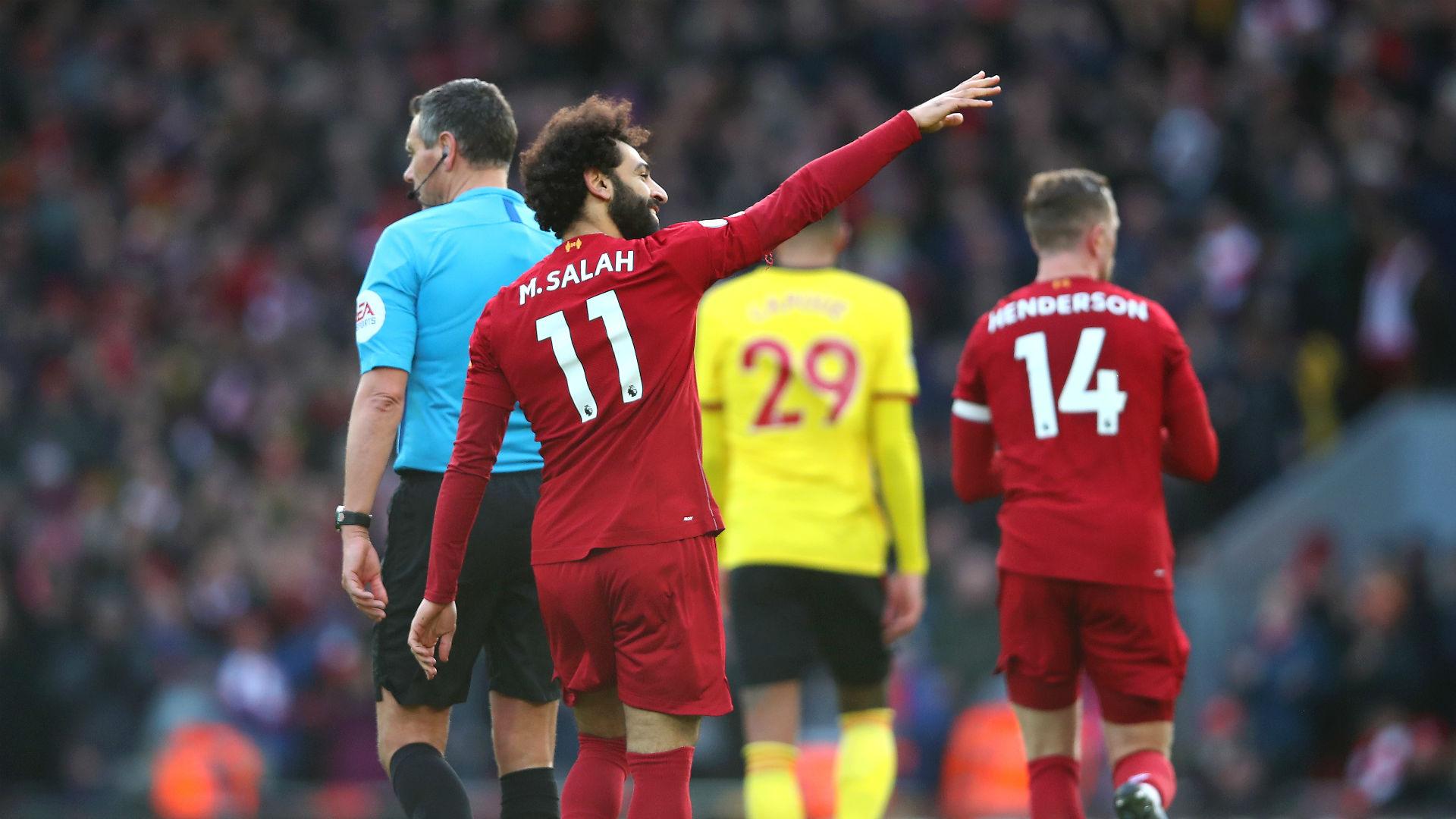 Salah has shades of Messi, claims Wenger