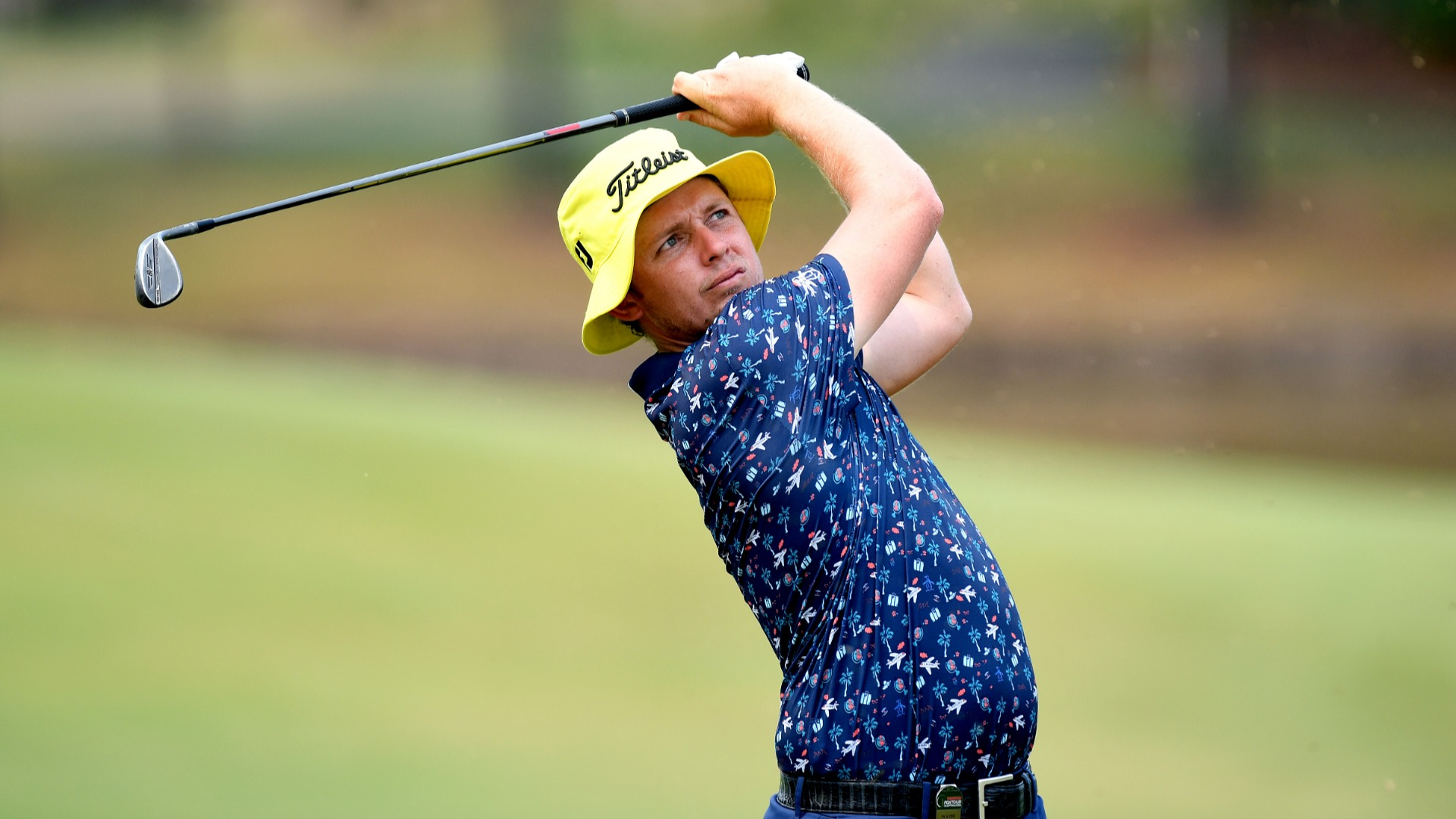 Nap and a swim inspire Cameron Smith in pursuit of Australian PGA history