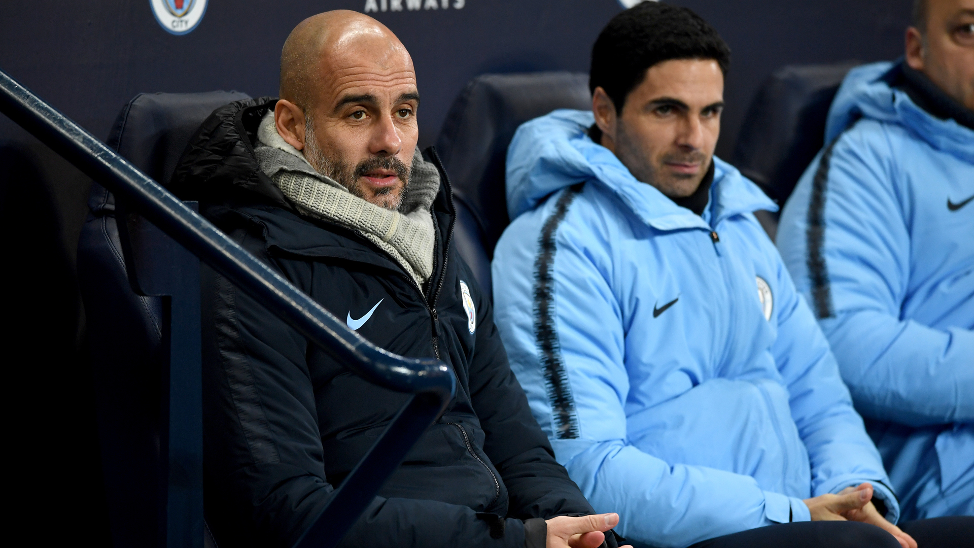 Guardiola wishes 'excellent coach' Arteta well at Arsenal