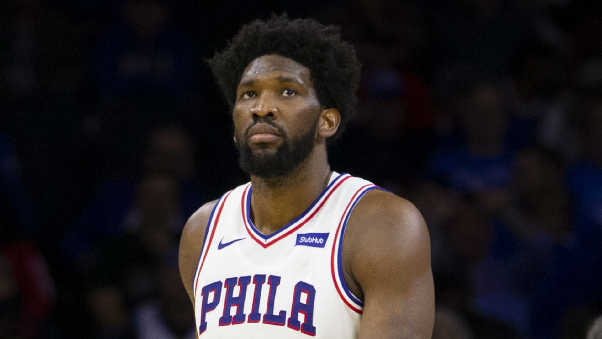 Embiid: 76ers playing scared amid skid