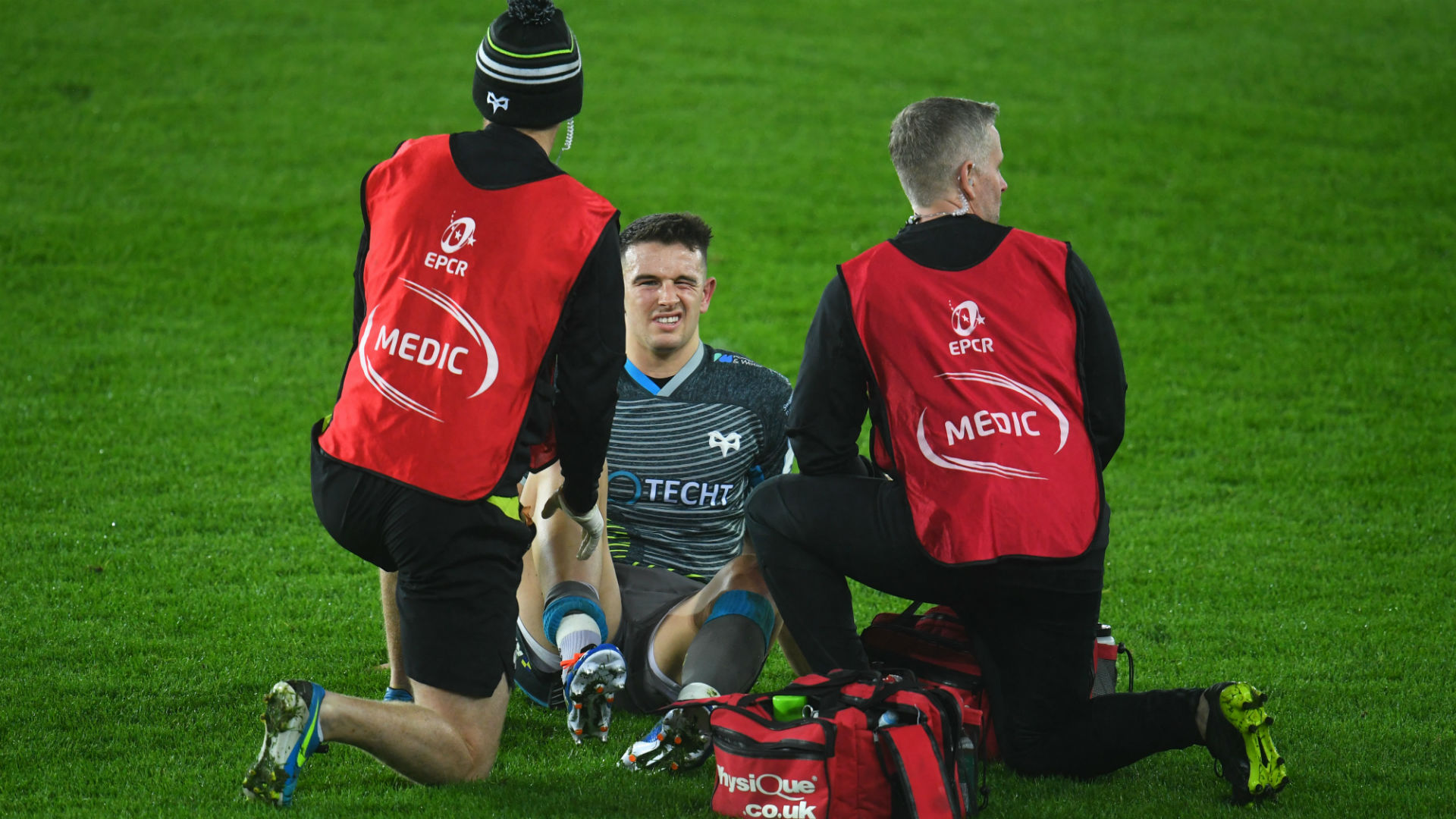 Watkin set to miss start of Six Nations, Anscombe has second knee operation