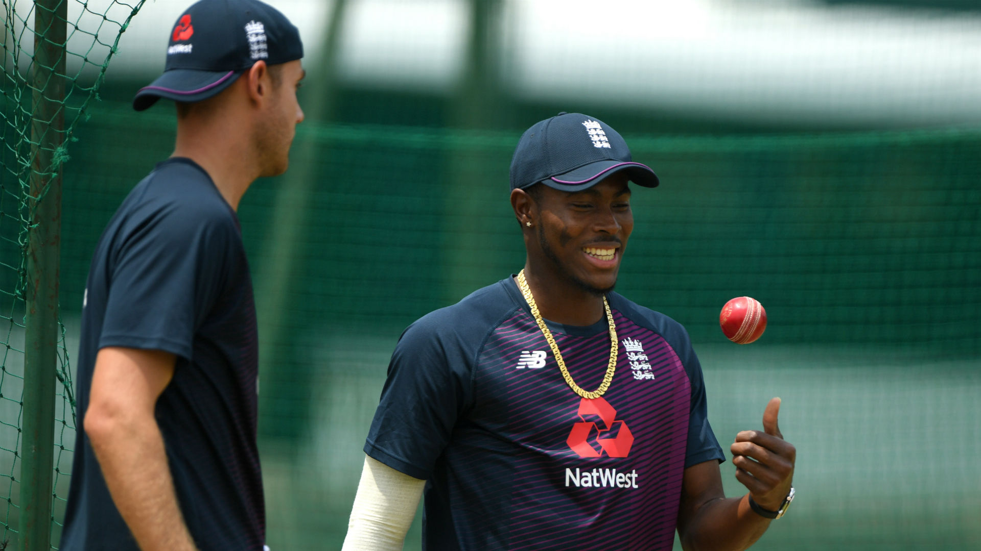 England to assess ill trio Archer, Broad and Leach ahead of South Africa series