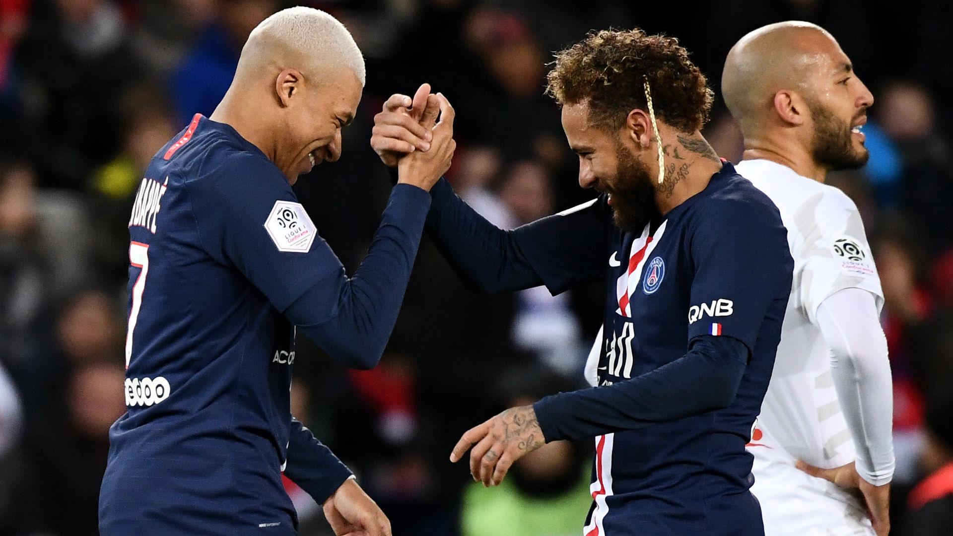 Paris Saint-Germain 4-1 Amiens: Mbappe, Neymar and Icardi devastate struggling visitors