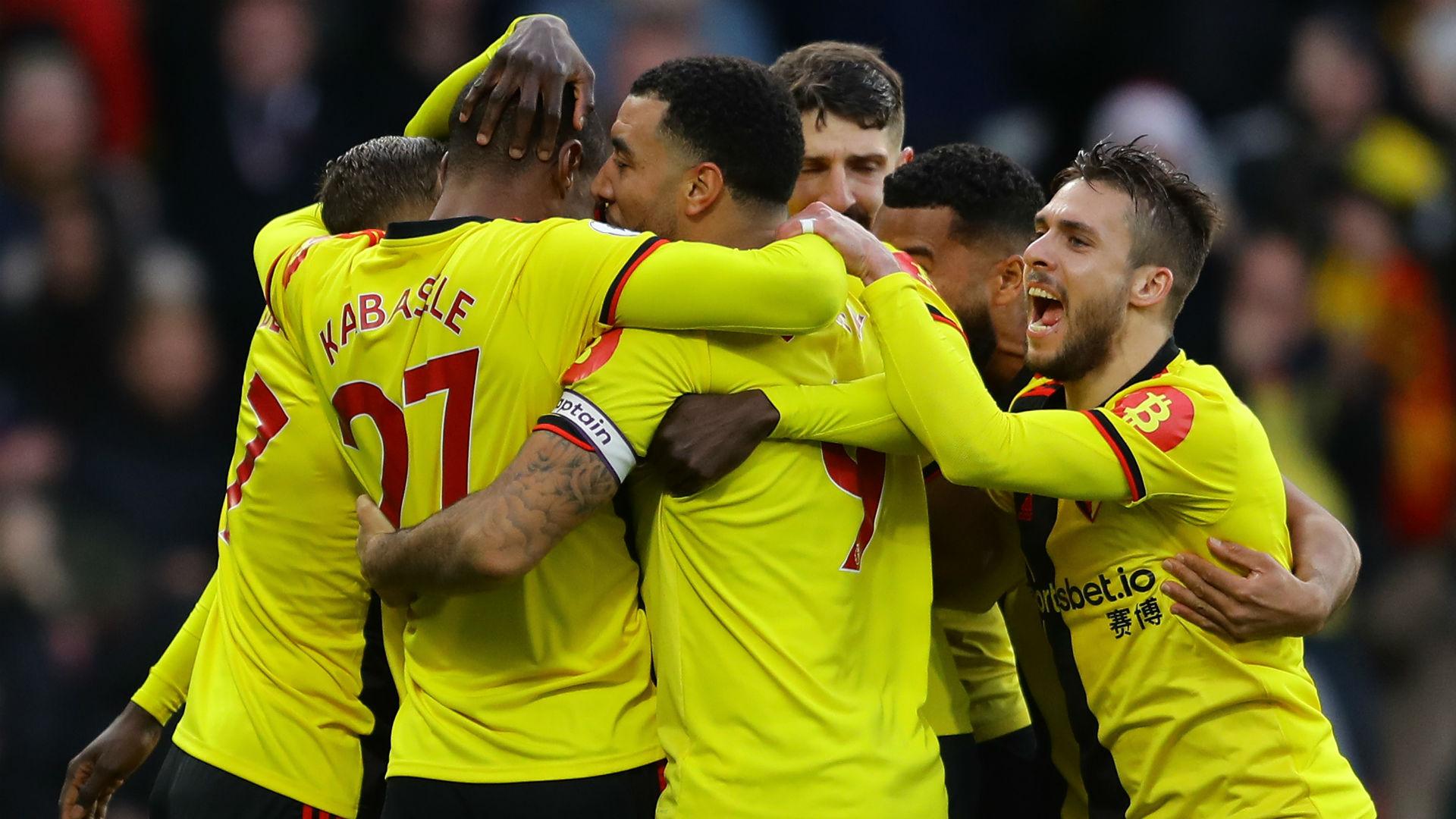 Watford 2-0 Manchester United: De Gea blunder undoes insipid Red Devils