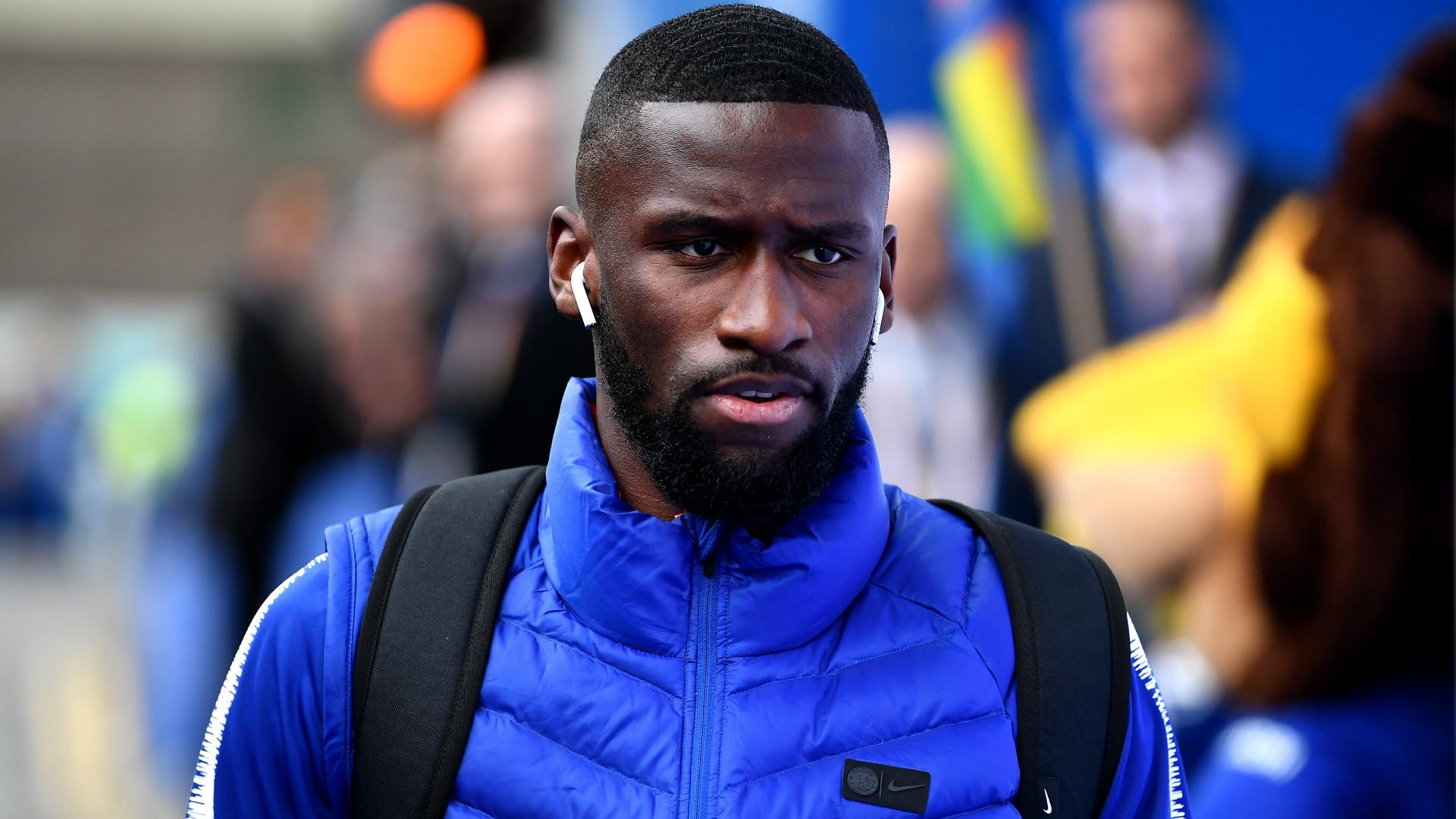 Spurs make in-stadium pleas against racism after Rudiger incident