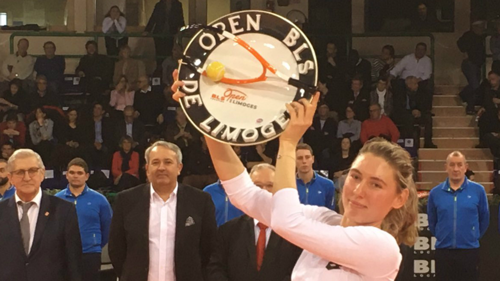 Winless everywhere else, Alexandrova lands Limoges hat-trick