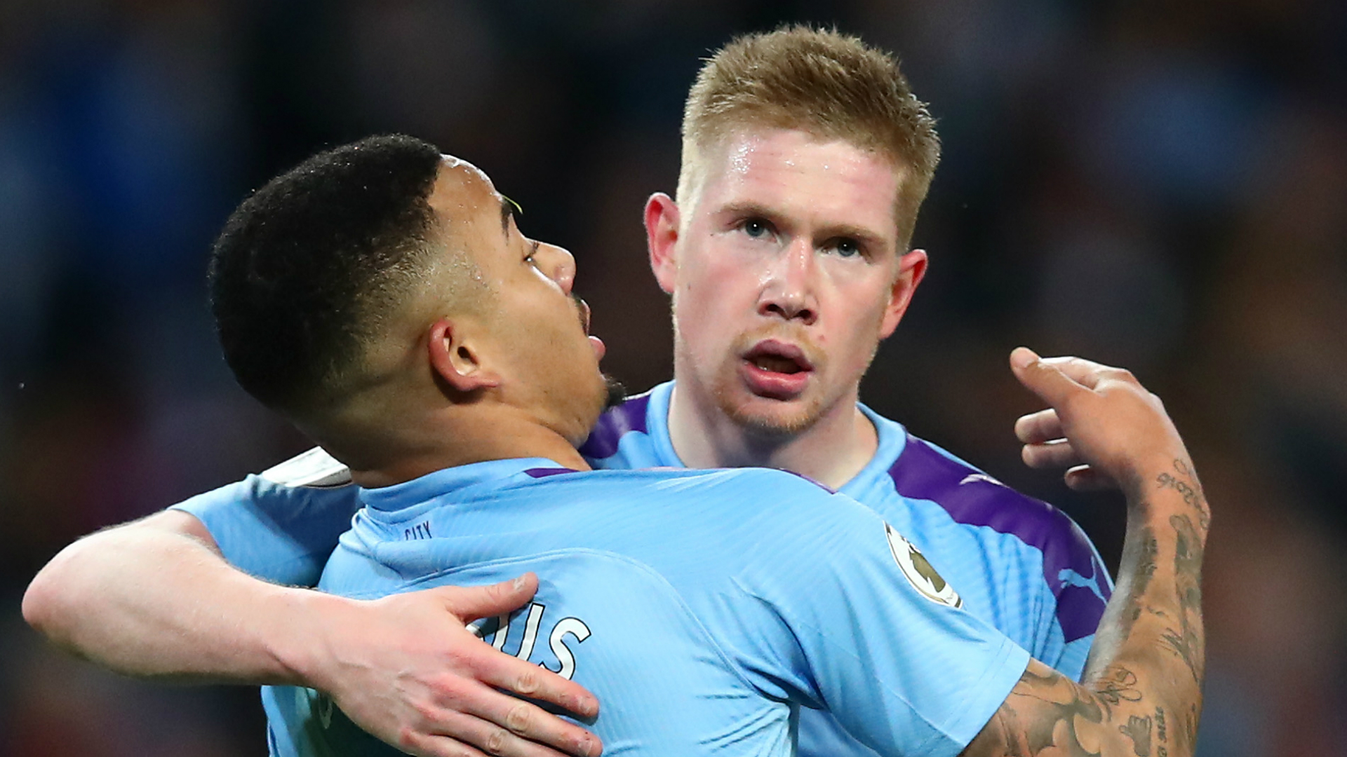 De Bruyne tells Man City to keep believing in Pep's playing style