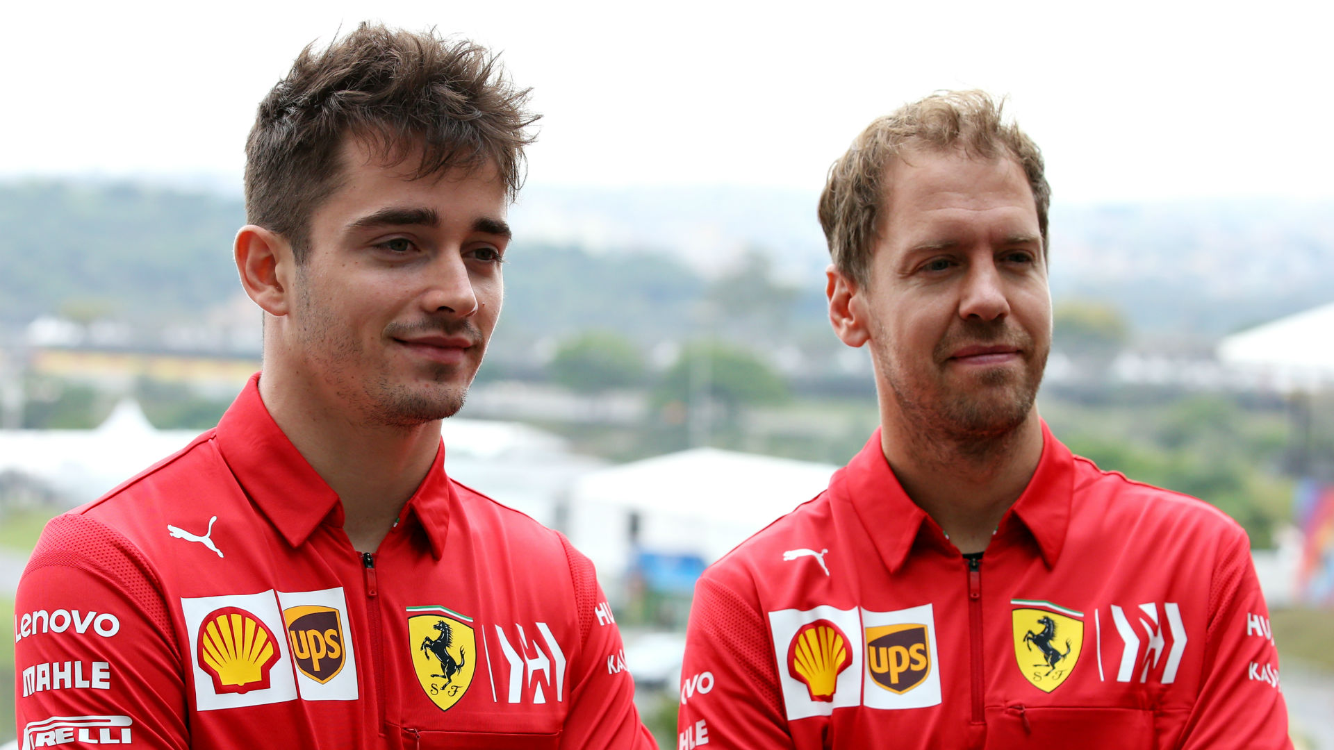Leclerc expresses gratitude to Vettel after signing new Ferrari deal