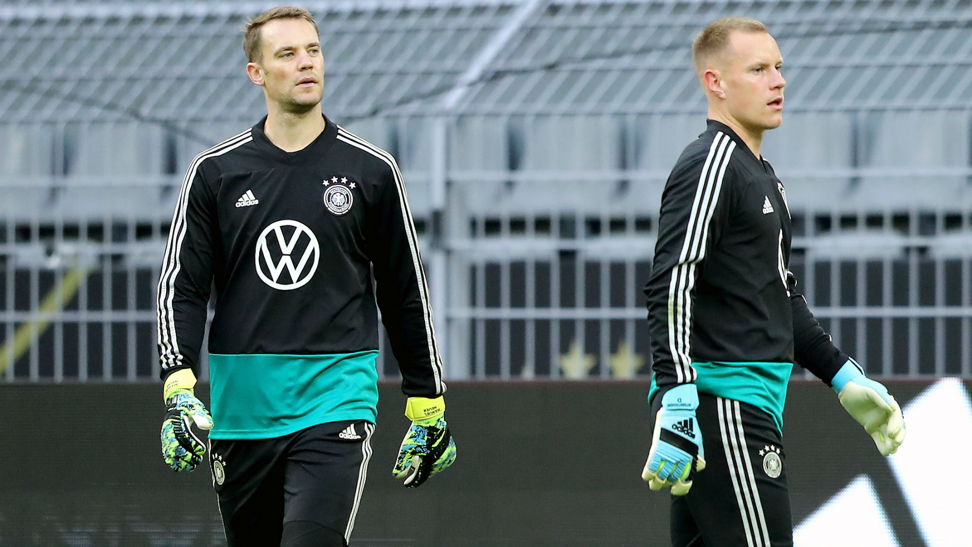 Neuer insists Ter Stegen rift rumours were blown out of proportion
