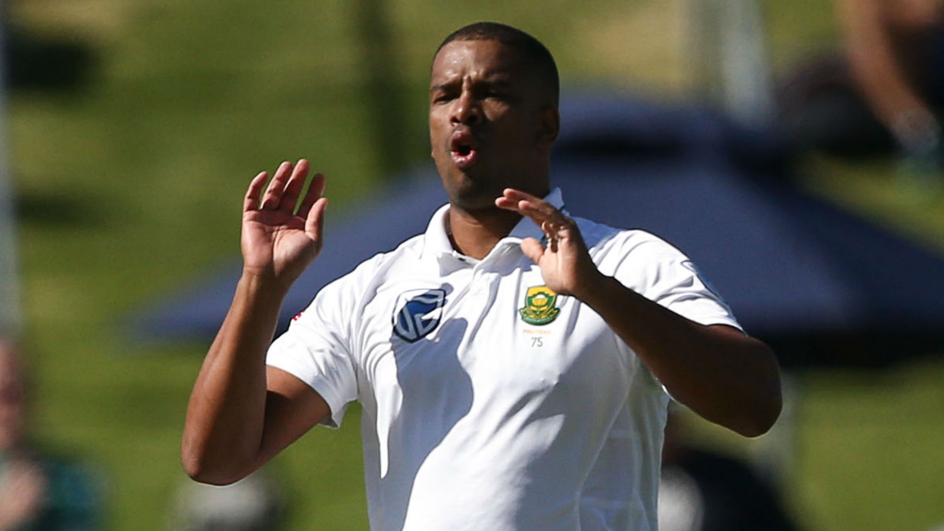 Philander to retire from internationals after England Test series