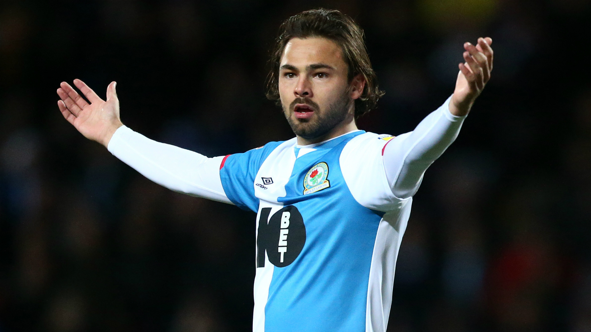 Blackburn Rovers 0-0 Wigan Athletic: Dack injured as play-off hopefuls are held