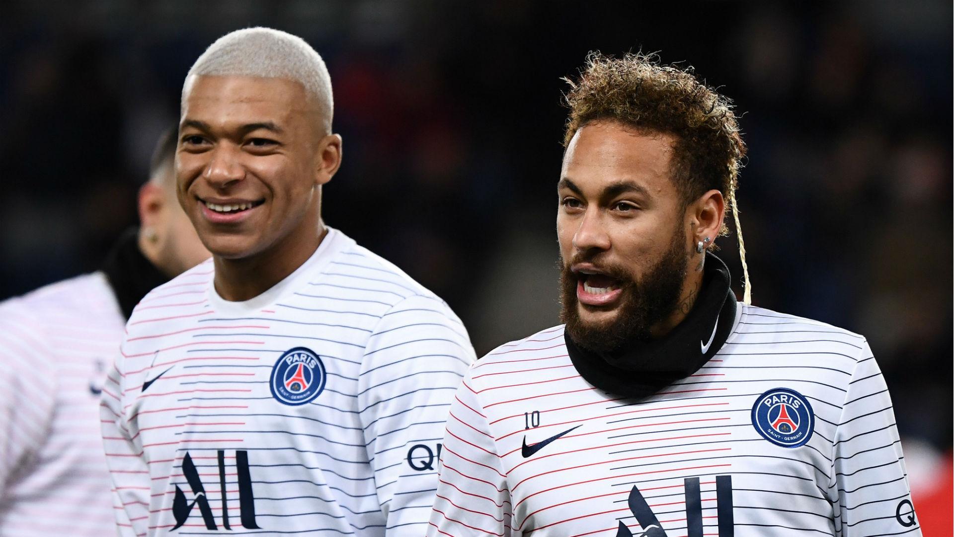 Mbappe not looking to oust Neymar as Paris Saint-Germain's star man