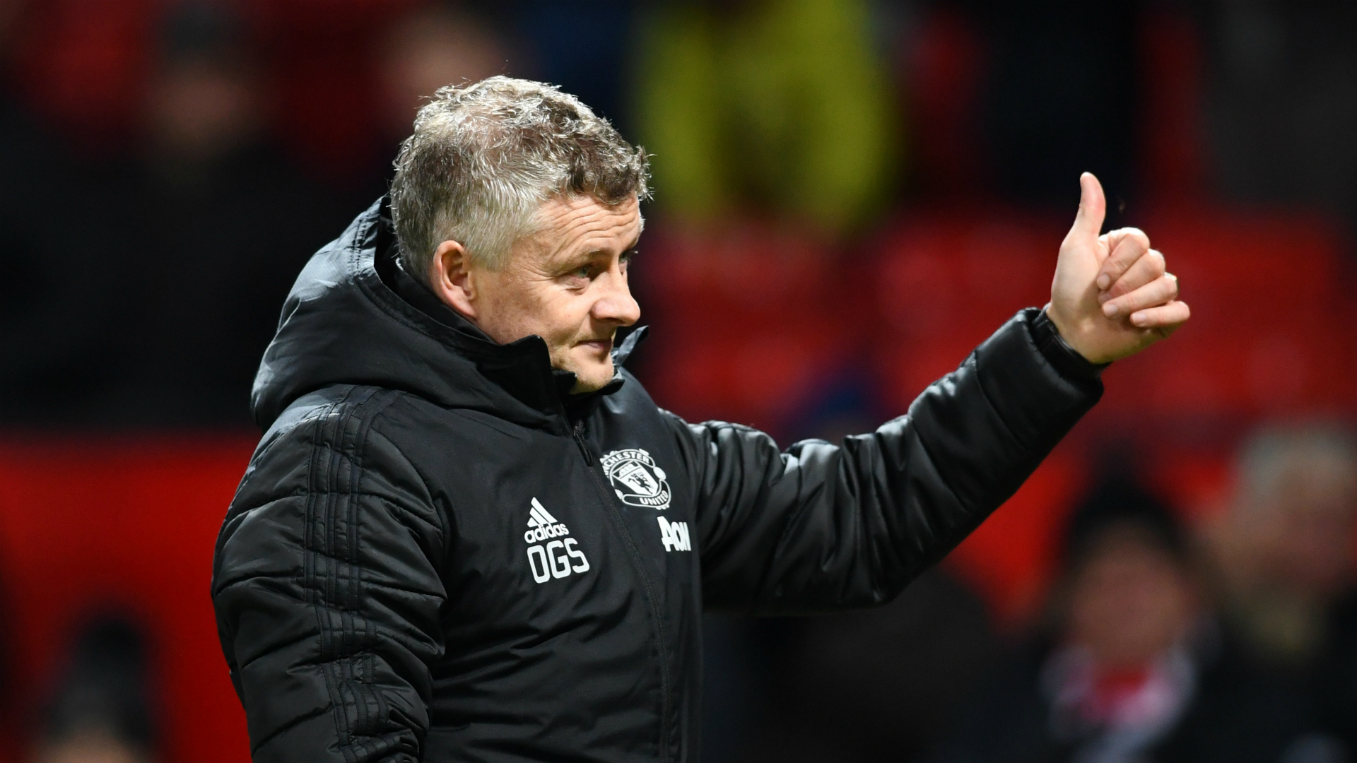 Man Utd want to get to Liverpool's level, admits Solskjaer