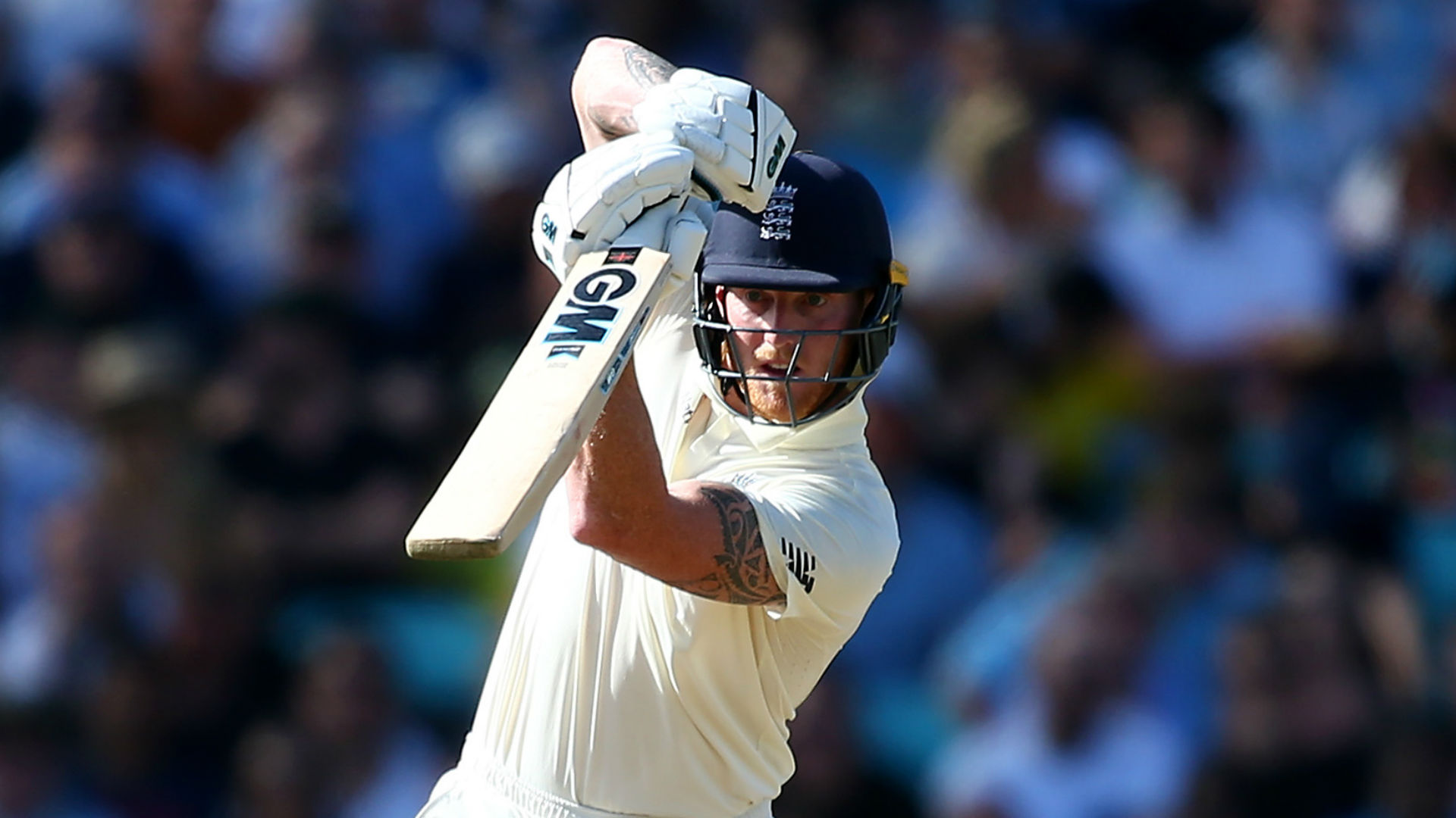 England star Stokes' father improves to stable condition