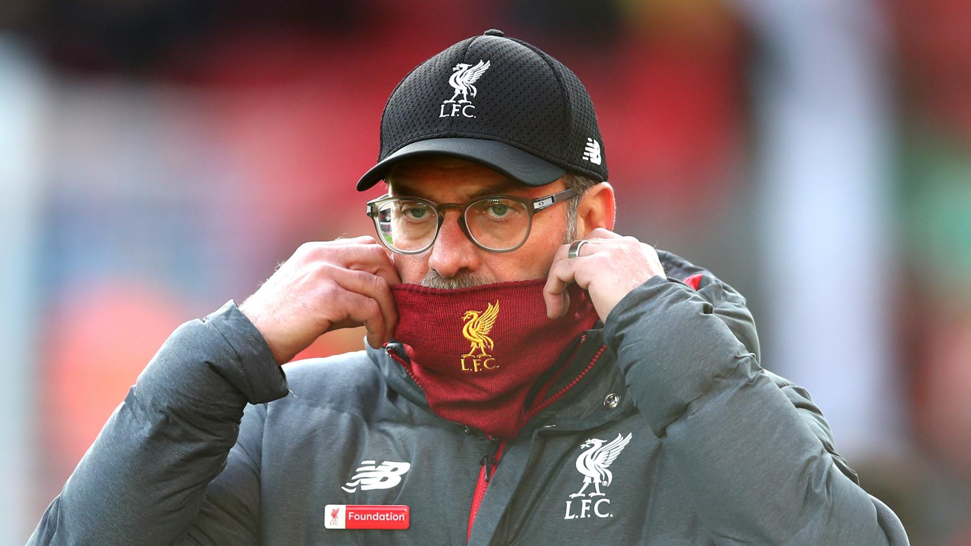 Klopp says Premier League's Christmas demands are 'a crime'