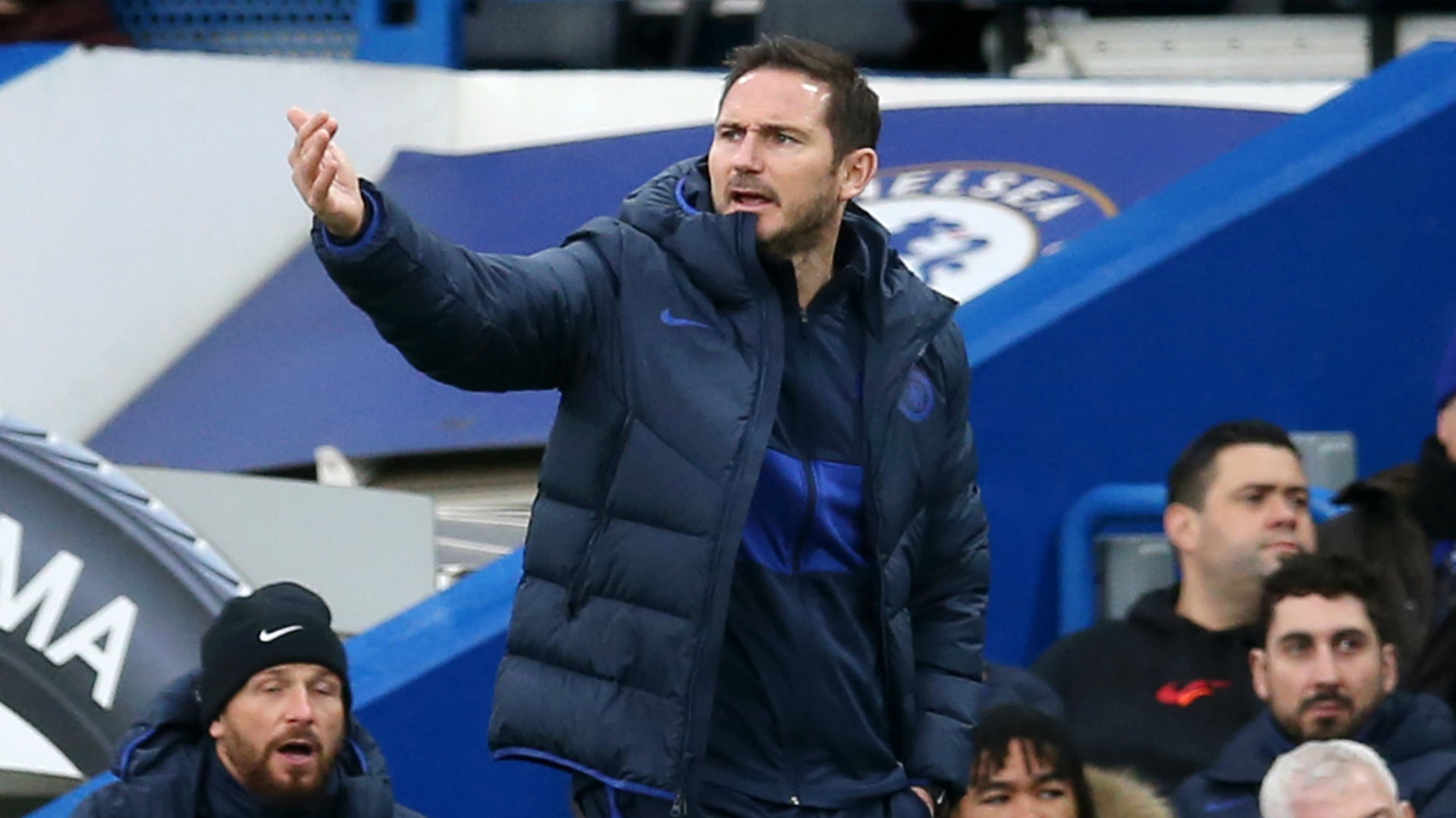 After Tottenham we were the greatest thing in the world! - Lampard seeking consistency