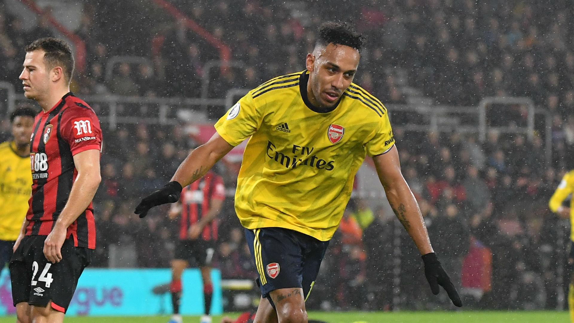 Bournemouth 1-1 Arsenal: Arteta avoids losing start thanks to Aubameyang leveller