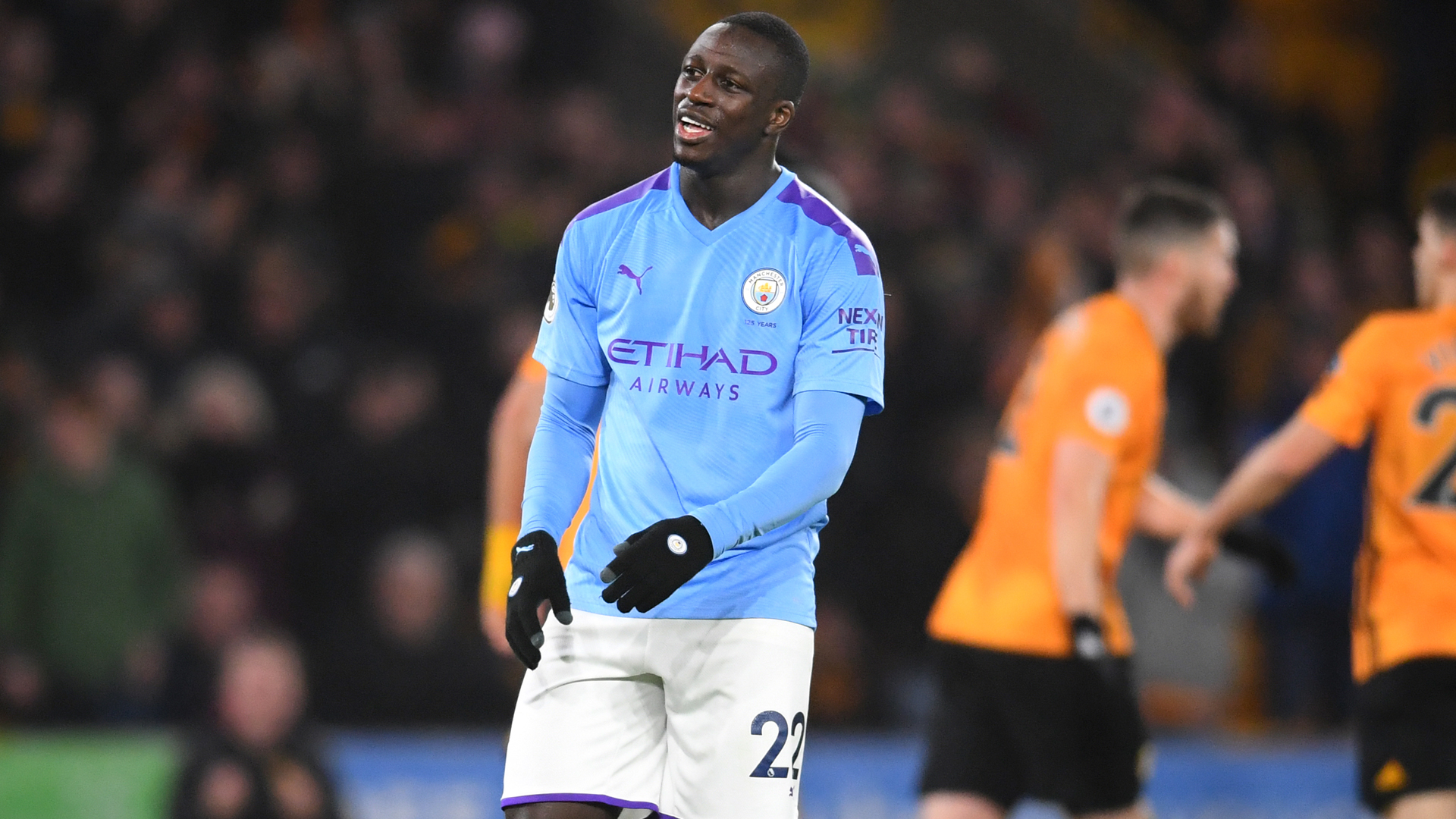 Mendy owns 'big mistake' in Man City defeat