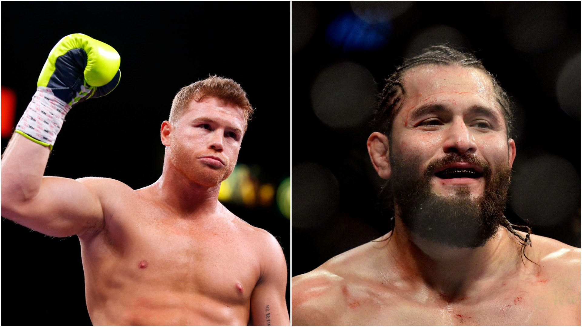 For business? Why not - Canelo open to Masvidal crossover bout