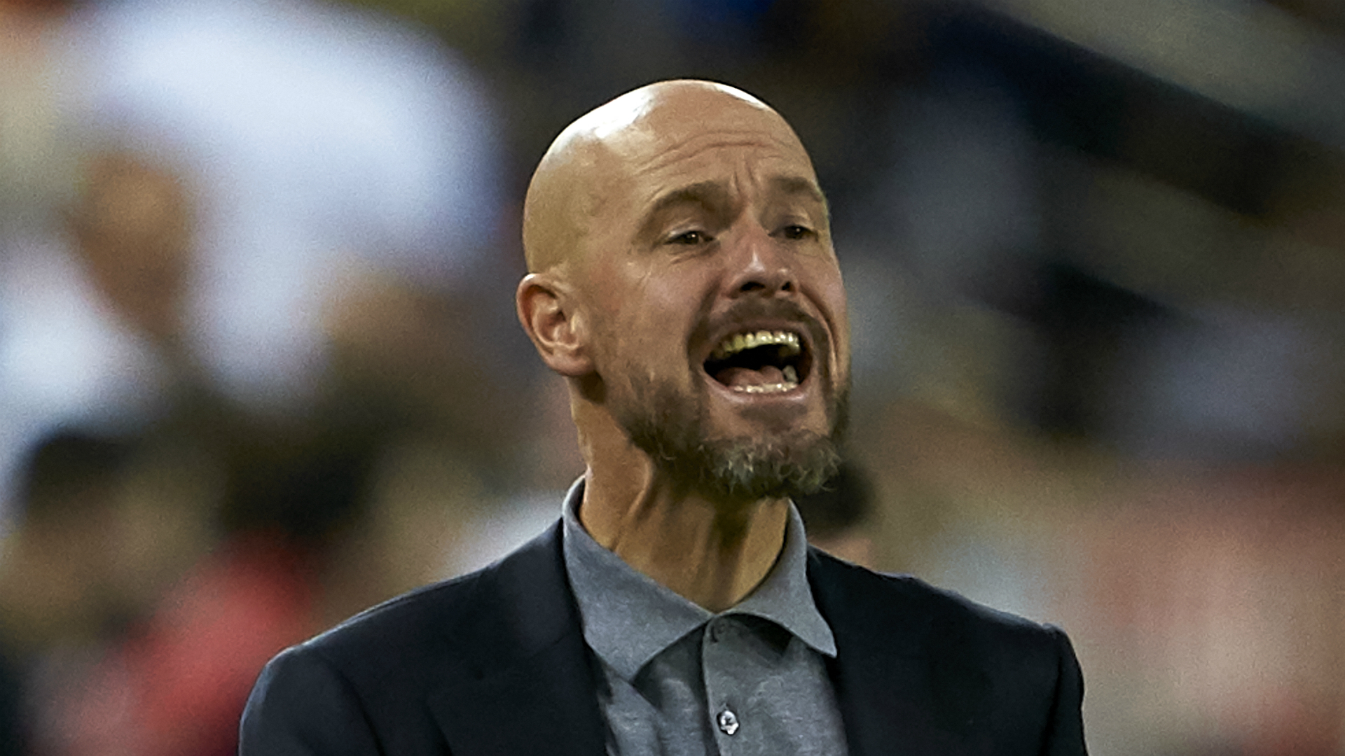 Ten Hag will not be leaving Ajax next year, says Overmars