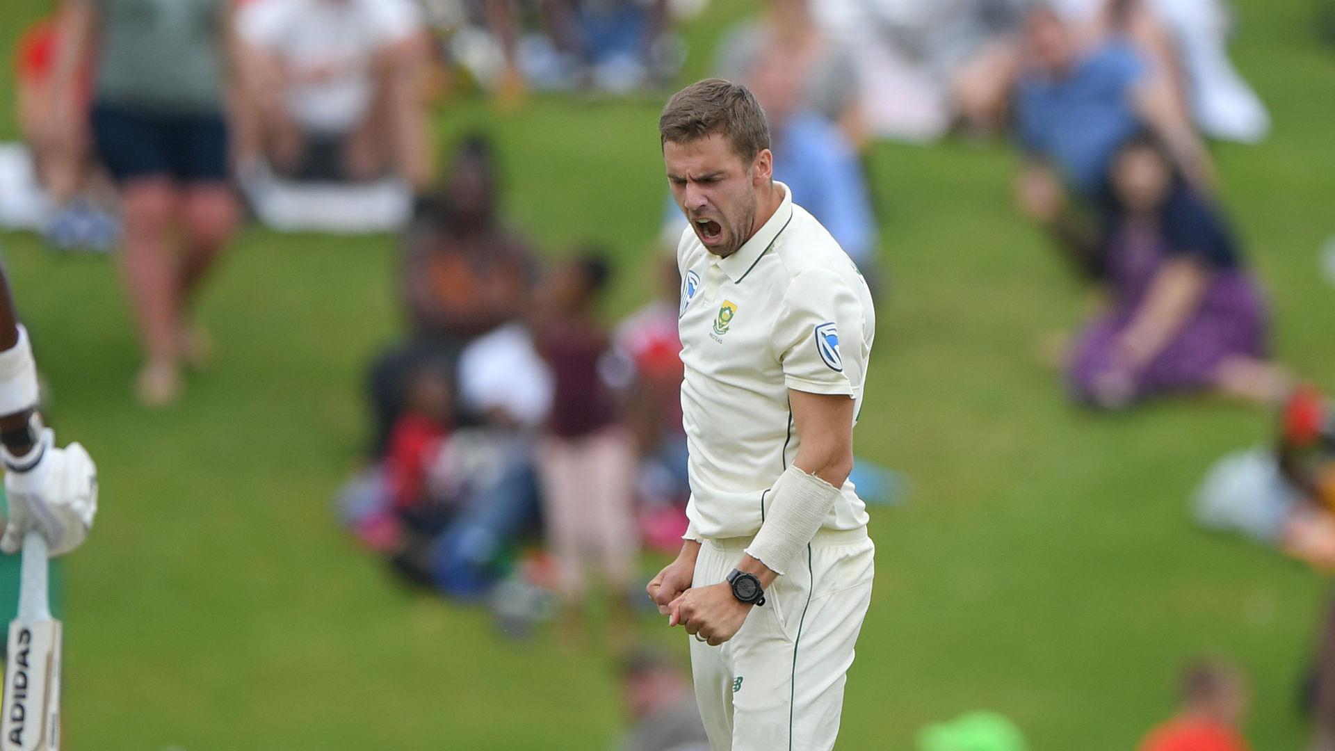 Nortje and Rabada down England as Proteas prevail