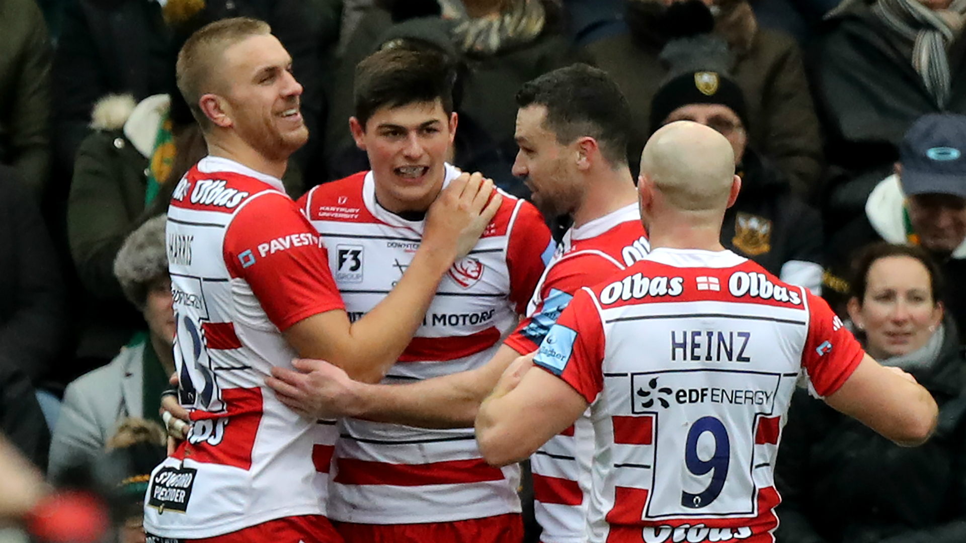 Saints go top despite Rees-Zammit hat-trick, Tigers fight back for thrilling Quins draw