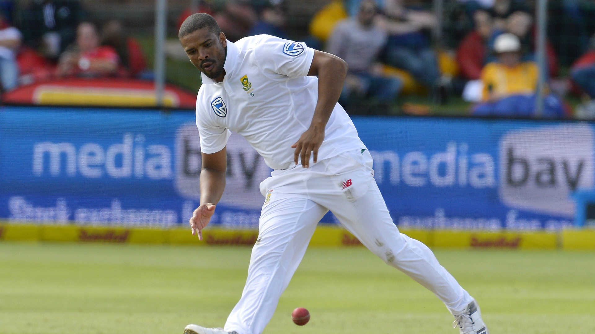 Philander agrees Somerset Kolpak deal