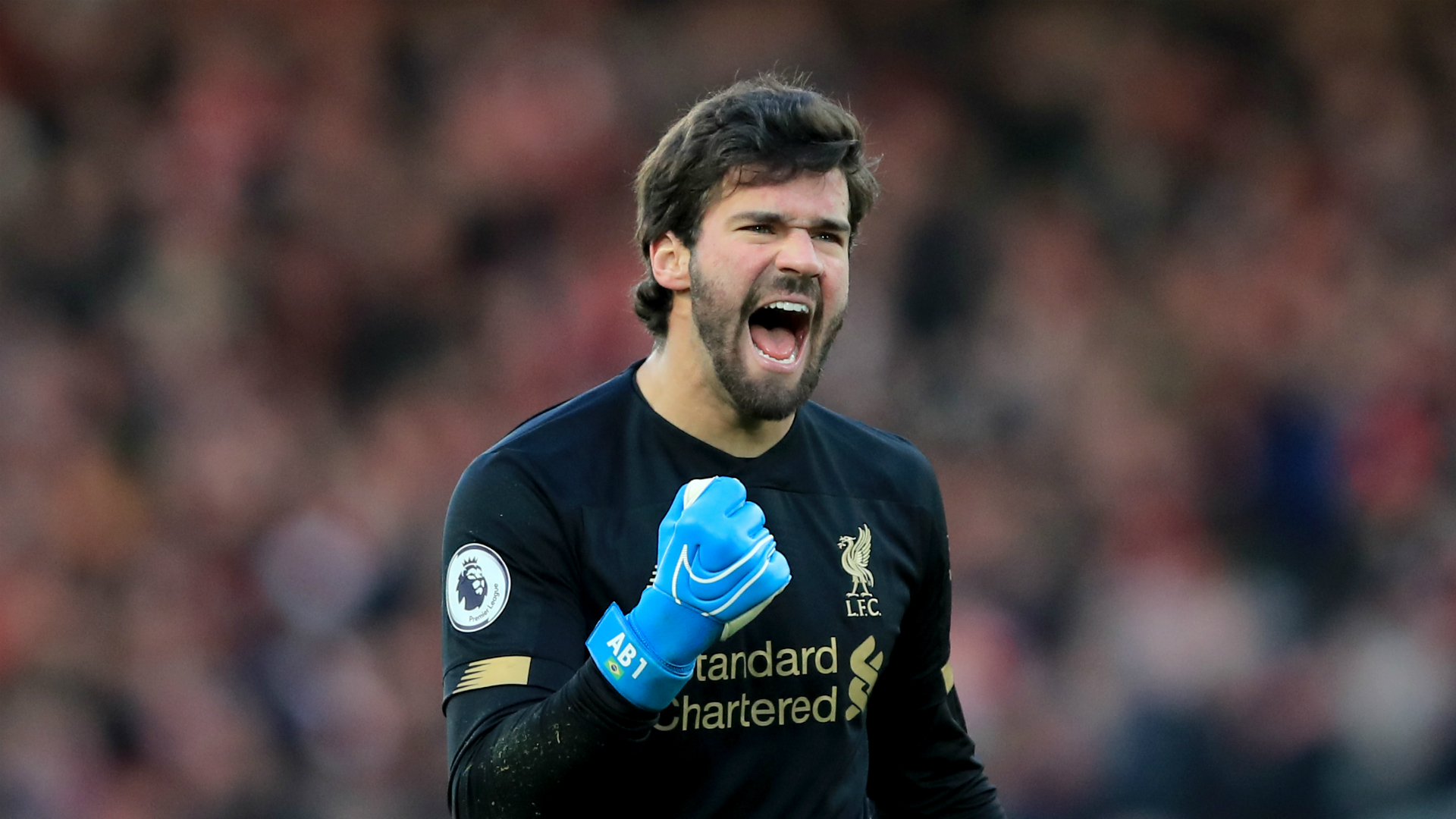 Ballon d'Or 2019: Liverpool goalkeeper Alisson wins inaugural Yachine Trophy
