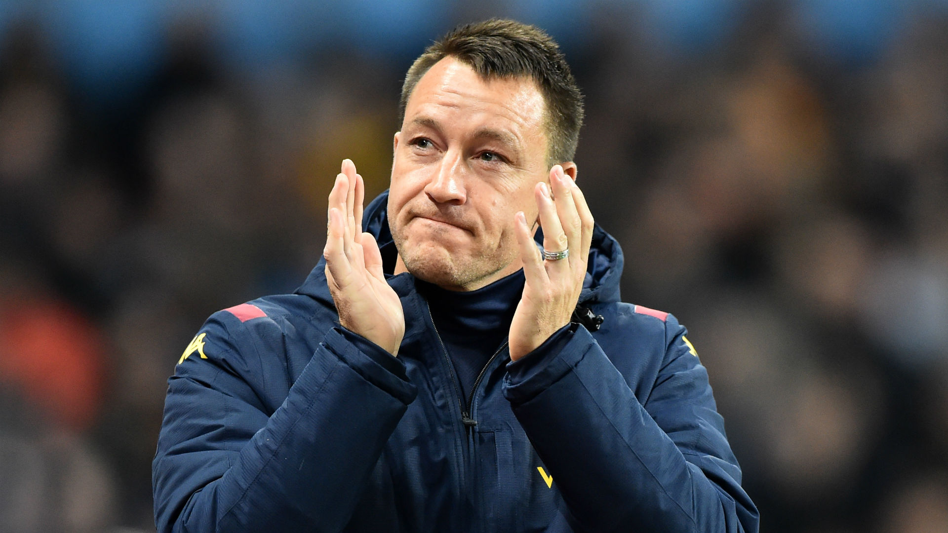 Lampard expects 'pretty emotional' night for Terry on Stamford Bridge return