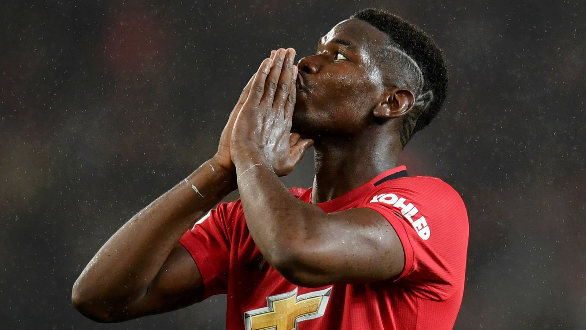 Pogba not ready for Man Utd return against Tottenham, says Solskjaer
