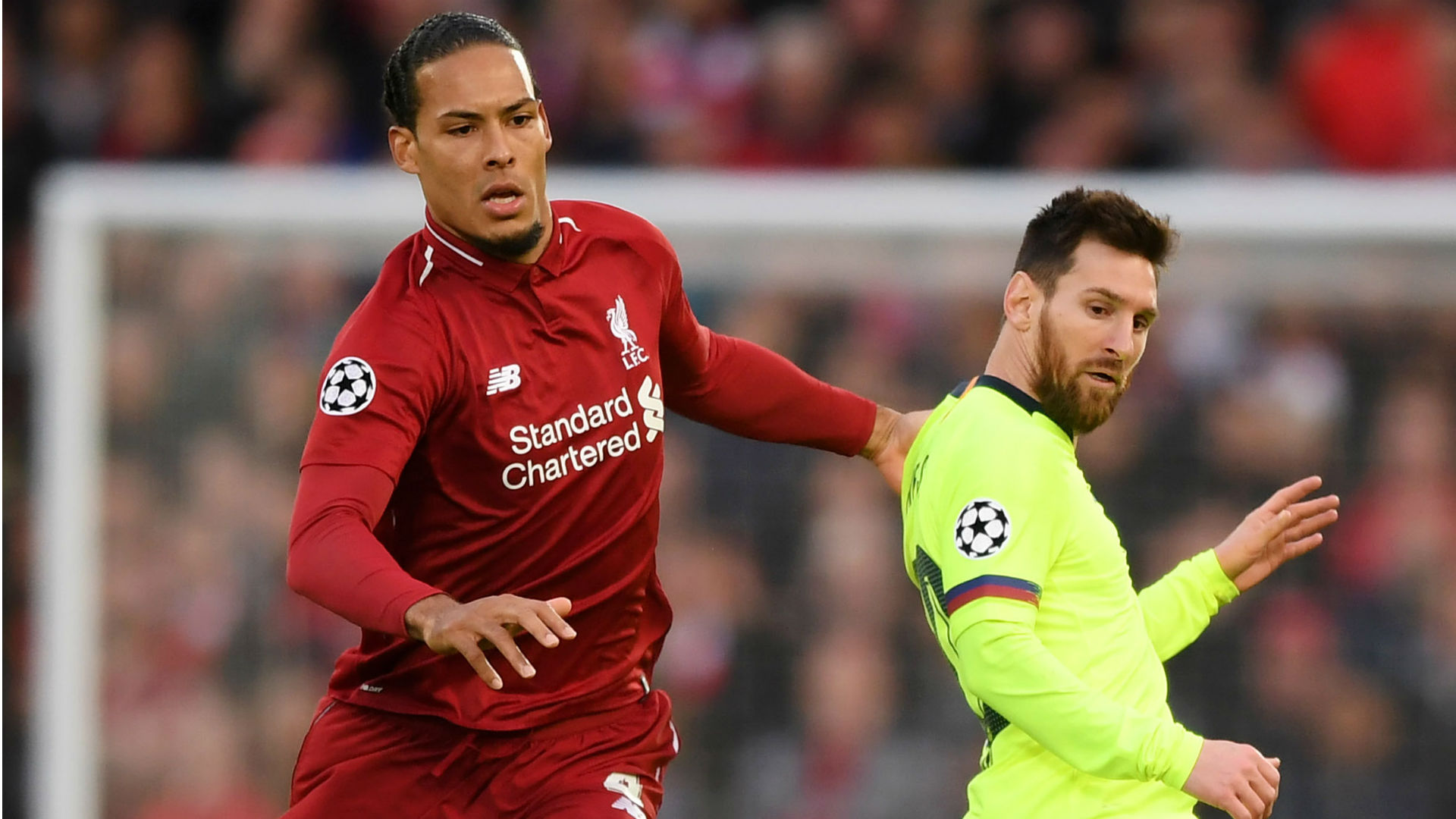 Ballon d'Or 2019: Van Dijk 'respects greatness' after losing out to Messi
