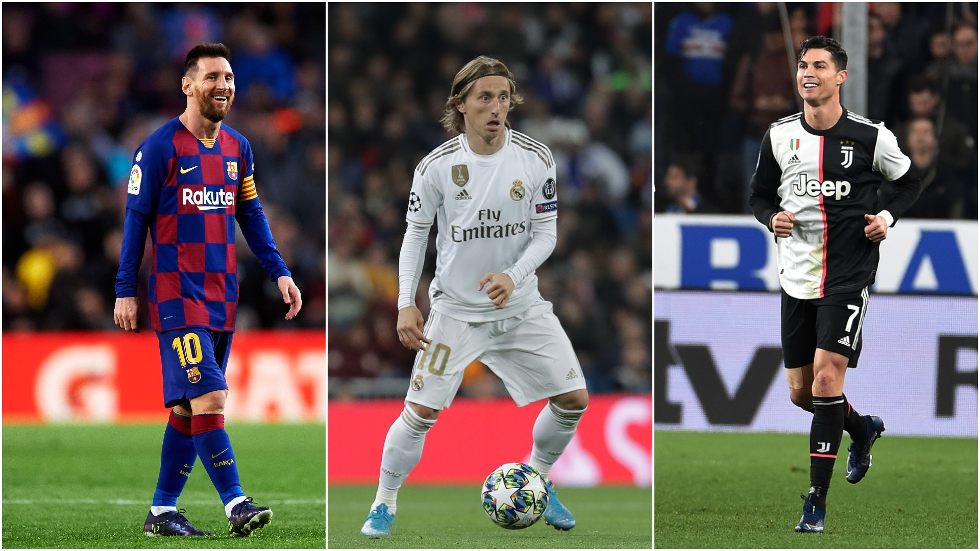 Van Dijk or Kompany? Suarez or Lewandowski? – Who joins Messi, Ronaldo in Team of the Decade?
