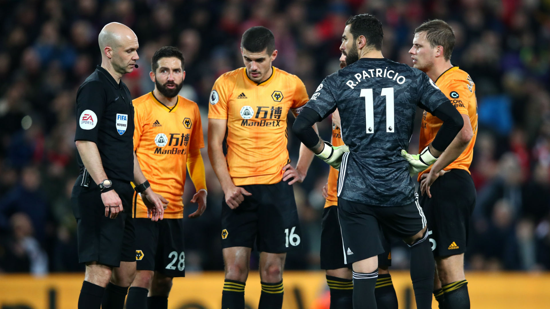 VAR is not working - Coady says decisions are 'killing' Wolves after Anfield controversy