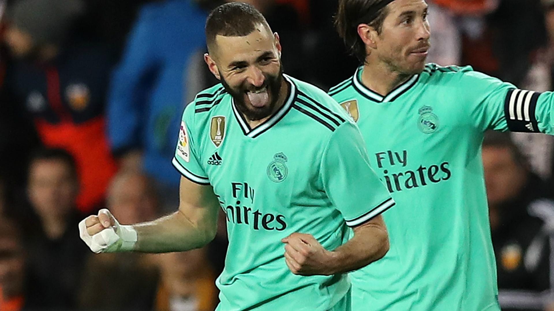 Rumour Has It: Benzema to sign Madrid deal as Man Utd eye Calvert-Lewin & Arsenal star nears exit